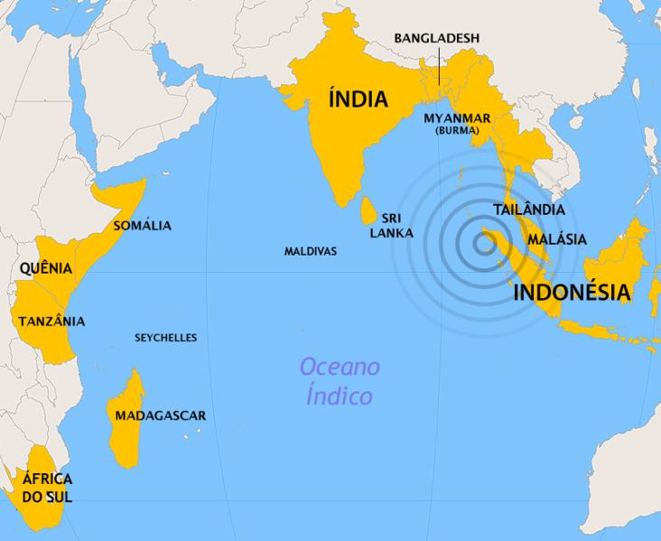 tsunami in india 2004 essay